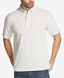Weatherproof Vintage Men's Jacquard Polo