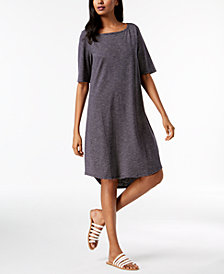 Eileen Fisher High-Low Dress, Regular & Petite