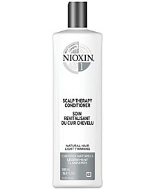 Nioxin System 1 Scalp Therapy Conditioner, 16.9-oz., from PUREBEAUTY Salon & Spa
