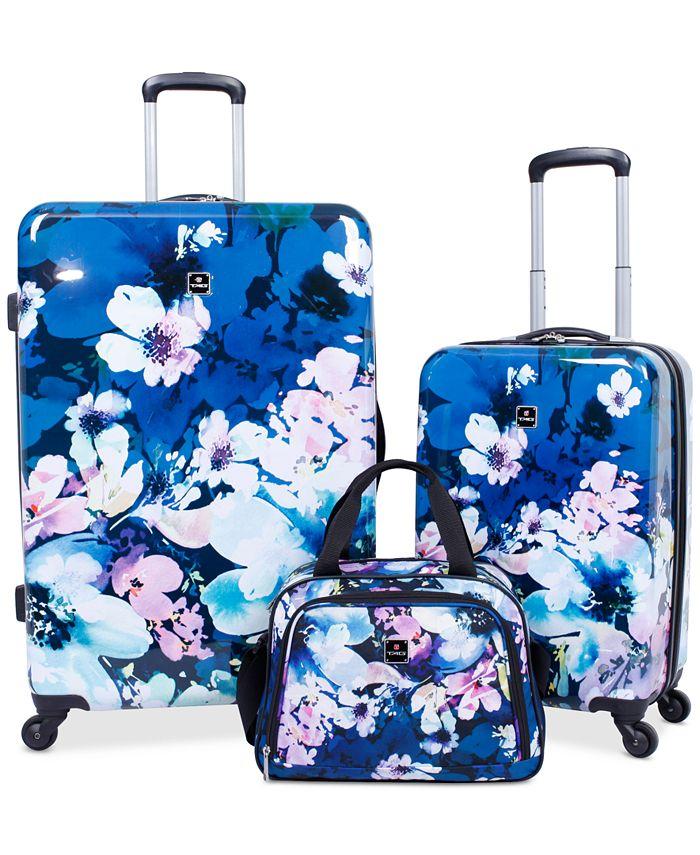 Tag - Pop Art 3-Pc. Hardside Spinner  Luggage Set