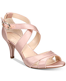 Charter Club Pollyan Strappy Dress Sandals, Created For Macy's