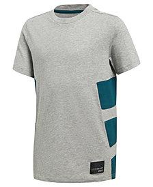 adidas Originals Cotton Equipment ADV T-Shirt, Big Boys