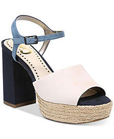 Circus by Sam Edelman Nakita Platform Dress Sandals