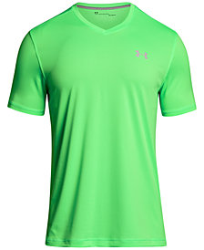 Under Armour Men's Tech™ V-Neck Men's Short Sleeve Shirt