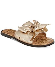 Sam Edelman Henna Gigi Bow Sandals, Little Girls & Big Girls