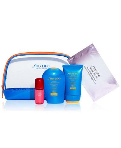 Shiseido 5-Pc. Made For Action Ultimate Sun Set