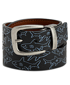 Levi's® Printed Reversible Belt, Big Boys