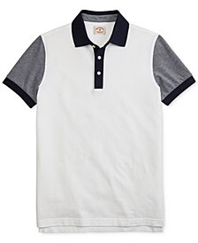 Brooks Brothers Men's Slim- Fit Colorblocked Polo