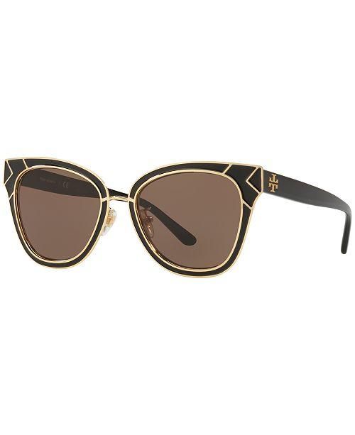 ebbb1d01d4de Tory Burch Sunglasses, TY6061 & Reviews - Sunglasses by Sunglass Hut ...