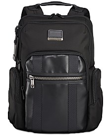 Tumi Men's Alpha Bravo Nellis Backpack