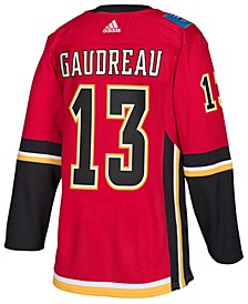 Men's Johnny Gaudreau Calgary Flames adizero Authentic Pro Player Jersey
