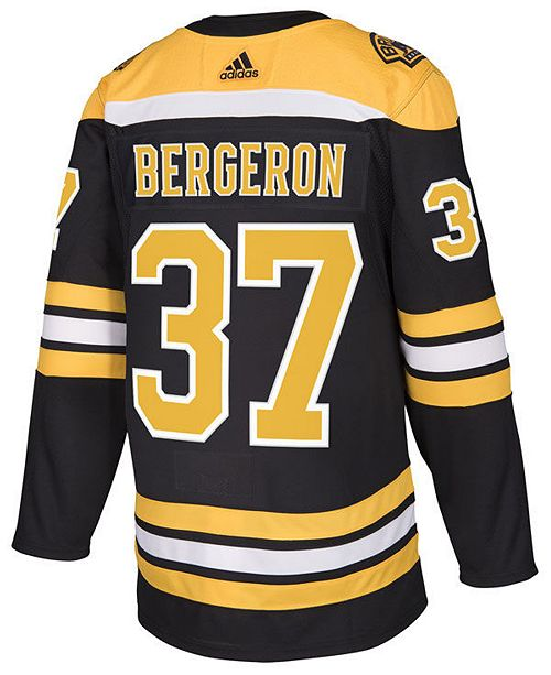 89eca9e6c Men s Patrice Bergeron Boston Bruins adizero Authentic Pro Player Jersey