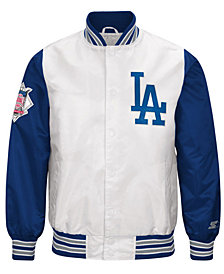 G-III Men's Sports Los Angeles Dodgers The Legend Starter Jacket