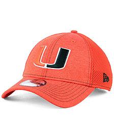 New Era Miami Hurricanes Classic Shade Neo 39THIRTY Cap