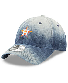 New Era Houston Astros Denim Wash Out 9TWENTY Cap