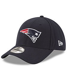 New Era New England Patriots Basic Adjustable 9FORTY Cap