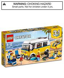 LEGO® Creator Sunshine Surfer Van 31079