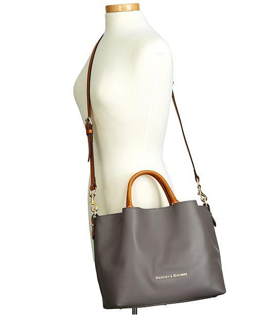 29a38fe7c7 Dooney   Bourke Large Barlow Satchel   Reviews - Handbags ...