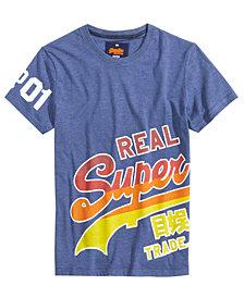 Superdry Men's Vintage Cali Lite Logo-Print T-Shirt