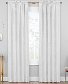 Hudson Hill Trellis Rod Pocket Window Panels