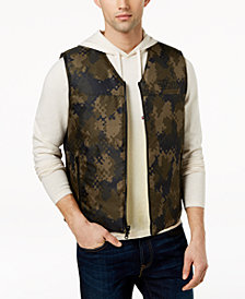 Tommy Hilfiger Denim Men's Kinkaid Printed Vest