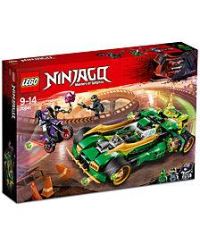 LEGO® Ninja Nightcrawler Set 70641