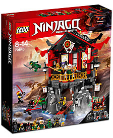 LEGO® Ninjago Temple of Resurrection 70643