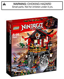 LEGO® Ninjago Temple of Resurrection 70643