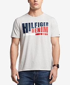 Tommy Hilfiger Denim Men's Graphic-Print T-Shirt