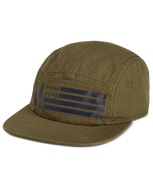 38c7bf8e3 Tommy Hilfiger Men's Joe Star Graphic-Print Hat, Created for Macy's ...