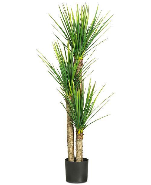 "Nearly Natural 58.5"" Yucca Tree"