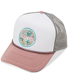 O'Neill Juniors' Coastal Graphic-Print Trucker Hat
