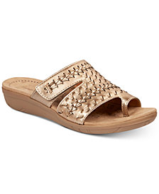 Baretraps Jeaney Wedge Sandals