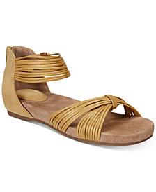 Giani Bernini Jhene Memory Foam Sandals, Created for Macy's