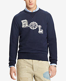Polo Ralph Lauren Men's Graphic Sweatshirt