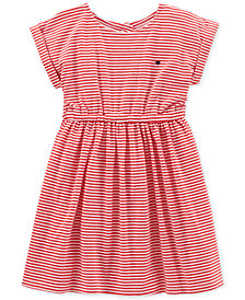 Carter's Striped Cut-Out Dress, Little & Big Girls