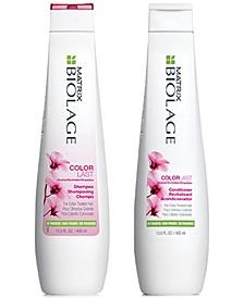 Biolage ColorLast Shampoo & Conditioner (Two Items), 13.5-oz., from PUREBEAUTY Salon & Spa