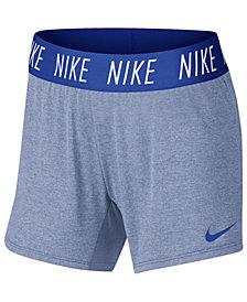 Nike Big Girls Dri-FIT Training Shorts