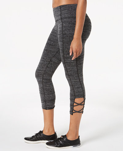 Calvin Klein Performance Cutout Capri Leggings