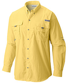 Columbia Men's PFG Bahama II Convertible Performance Shirt