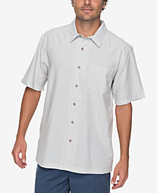 Quiksilver Men's Watermen Cane Island Shirt