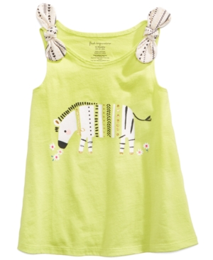 First Impressions Baby Girls GraphicPrint Tank Top Tunic Created for Macys