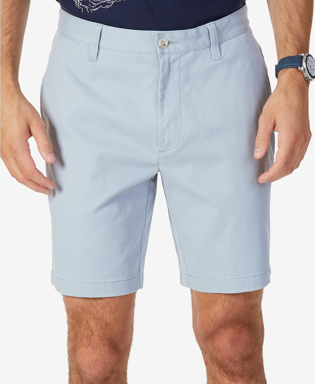 Men's 8.5″ Stretch Classic-Fit Deck Shorts- .99 w/ Code!