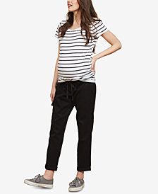 Motherhood Maternity Cargo Pants
