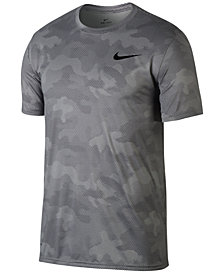 Nike Men's Dry Legend Camo-Print Training T-Shirt