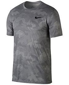 Nike Men's Dry Legend Camo-Print Training T-Shirt