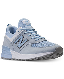 New Balance Men's 574 Sport Casual Sneakers from Finish Line