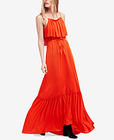 Free People Coco Popover Maxi Dress