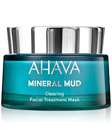 Mineral Mud Clearing Facial Treatment Mask, 1.7 oz.