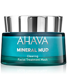 Ahava Mineral Mud Clearing Facial Treatment Mask, 50 ml.
